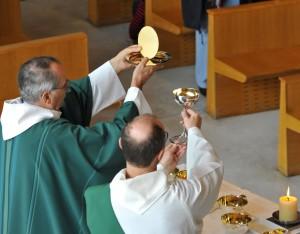 Messe à Saint François de Molitor