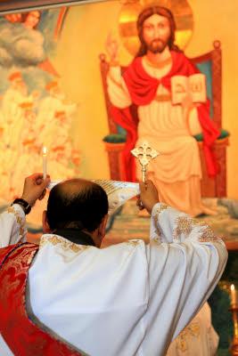 Noël chez les coptes orthodoxes de Villejuif