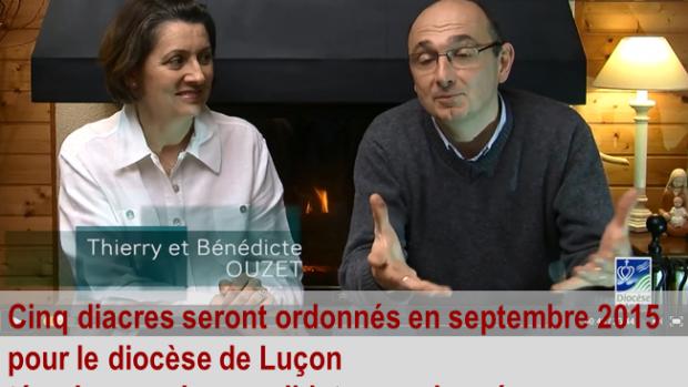 cinq futurs diacres du diocese de lucon - témoignage - parcours