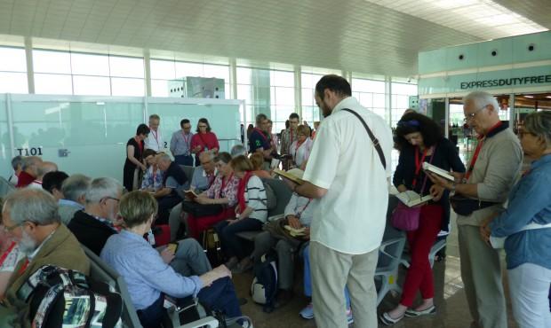 1 Barcelone  Vêpres à l'aéroport P1140833