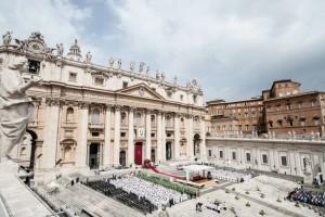 Jubilé de la Miséricorde, messe célébrée pour les diacres au Vatican