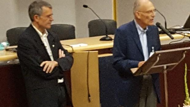 CID Lourdes 2017 - Francis Bollinger présente Etienne Grieu