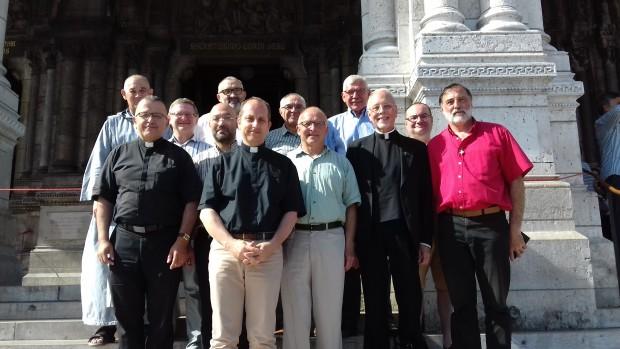 Fraternité des diacres du diocèse aux armées