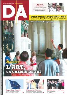 revue Diaconat Aujourd'hui N° 191 décembre 2017 - couverture