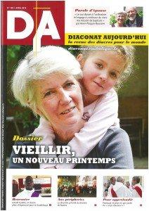 Diaconat Aujourd'hui 193 couverture
