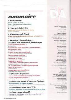 DA 193 Sommaire