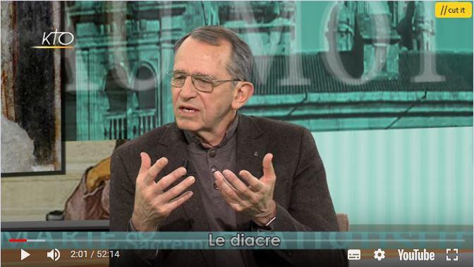 Le diacre - documentaire KTO - Pierre Faure