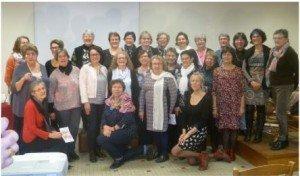 épouses des diacres de Vendée - diocèse de Luçon