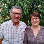 Marie-Claude et Jean Cousin, diacre permanent