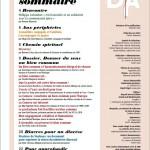 DA196 Sommaire