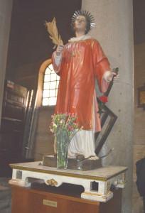 Saint Laurent à San Lorenzo de Rome