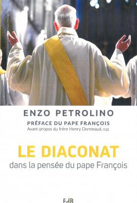 l e diaconat dans la pensée du pape François couverture