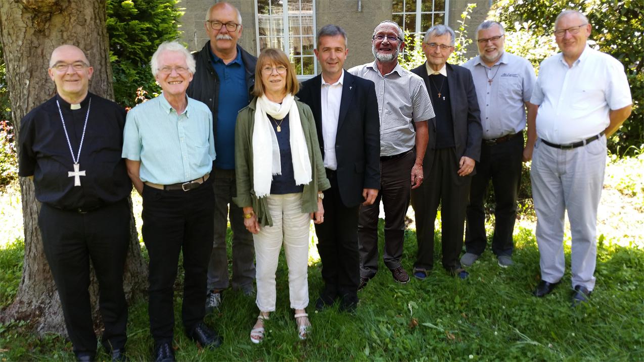 Membres du CND 1ier septembre 2018