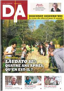 Diaconat Aujourd'hui n°202 couverture