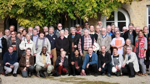 1ère Assemblée Générale des diacres du Prado Limonest - oct 2015
